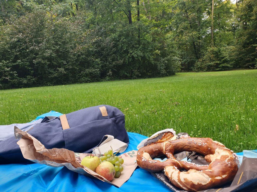 München - Englischer Garten Südteil | Picknick-Deutschland.de